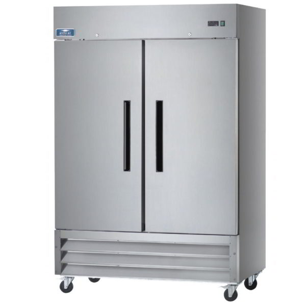 Restaurant Kitchen Refrigerator ar-49 2 door freezerarctic air – american restaurant equipment
