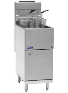 Pitco 45c+s – 50# Deep Fryer