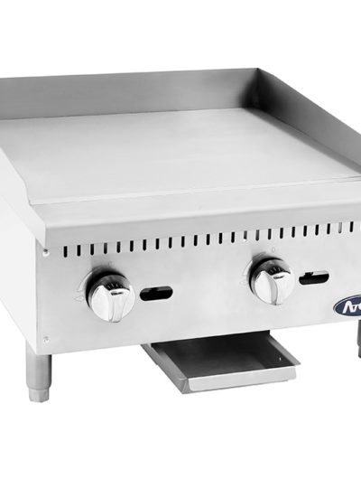 Cook Rite ATMG-24 Manual Gas Griddle