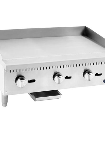 Cook Rite ATMG-36 Manual Gas Griddle