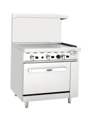 Cook Rite ATO-36G – 36″ Range with 36″ Griddle
