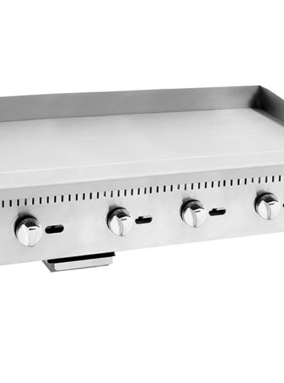 Cook Rite 48″ Manual Gas Griddle
