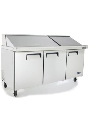 Atosa MSF8308 72″ Mega Top Sandwich Prep Table