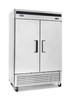 Atosa MBF8507 Two Door Reach in Refrigerator