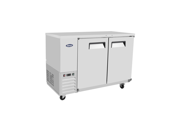 Atosa MBB59 Two Door Back Bar Cooler