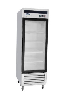 Atosa MCF8705 Glass Door Merchandiser Refrigerator