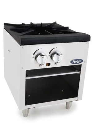 Cook Rite ATSP-18-1 Single Stock Pot Stove