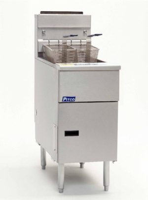 Pitco 35c+s – 40# Deep Fryer