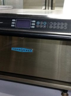TurboChef High h Batch 2 Oven