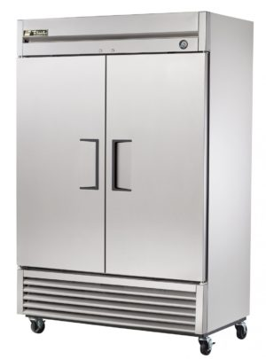 T-49 2 Door Reach In Refrigerator by True Food Service Equipment